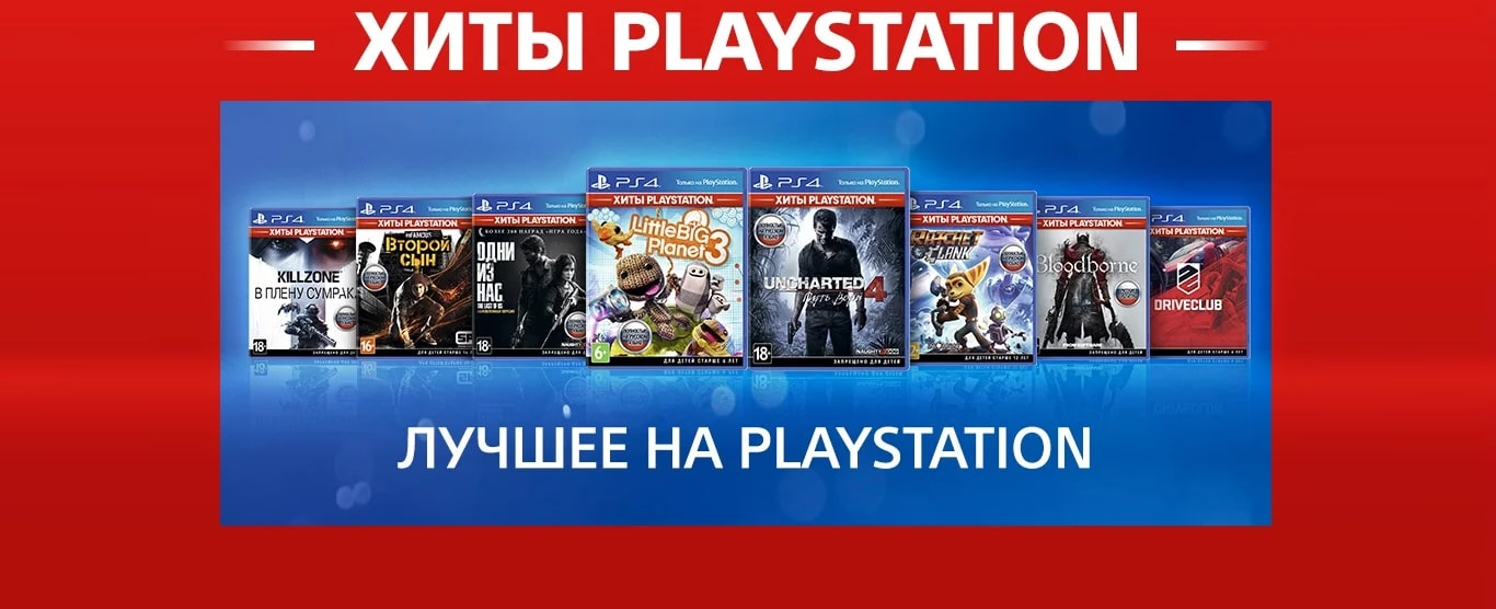 Хиты Playstation