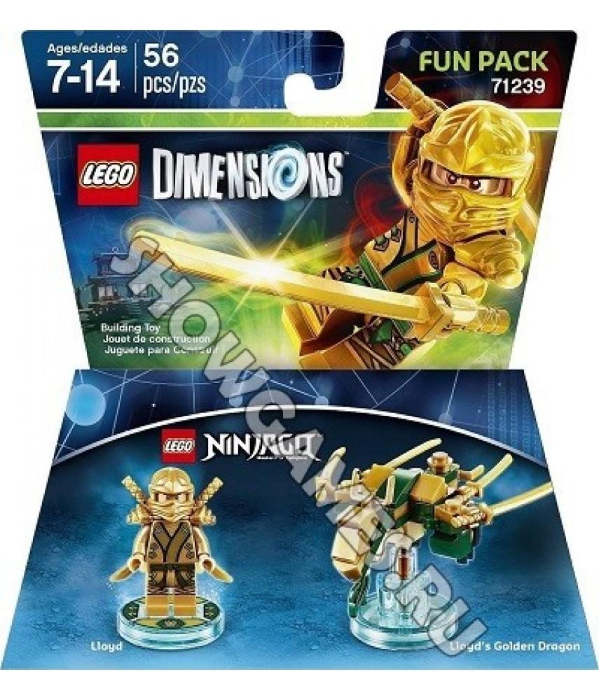 Ninjago Lloyd Fun Pack - LEGO Dimensions 71239 (OEM)