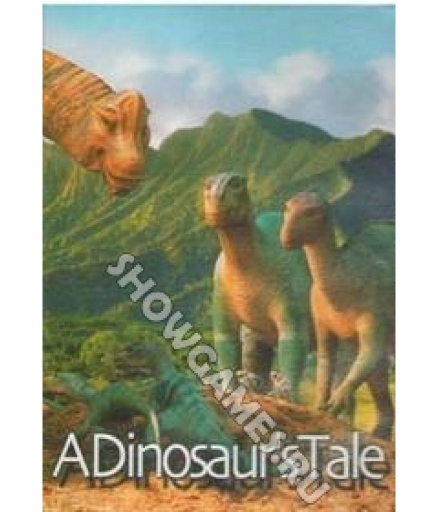 A Dinosaur's Tale (Мы вернулись! История динозавров) [Sega]