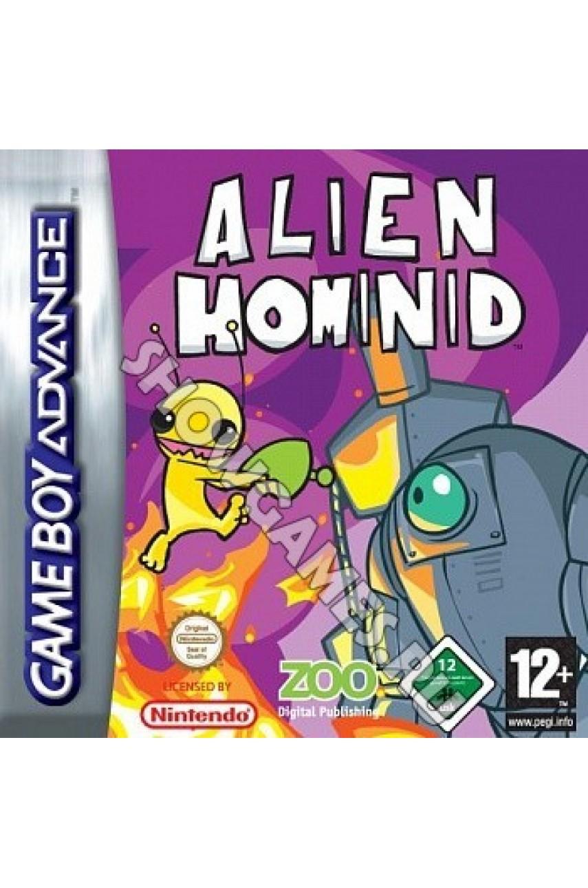 Alien Hominid [Game Boy]