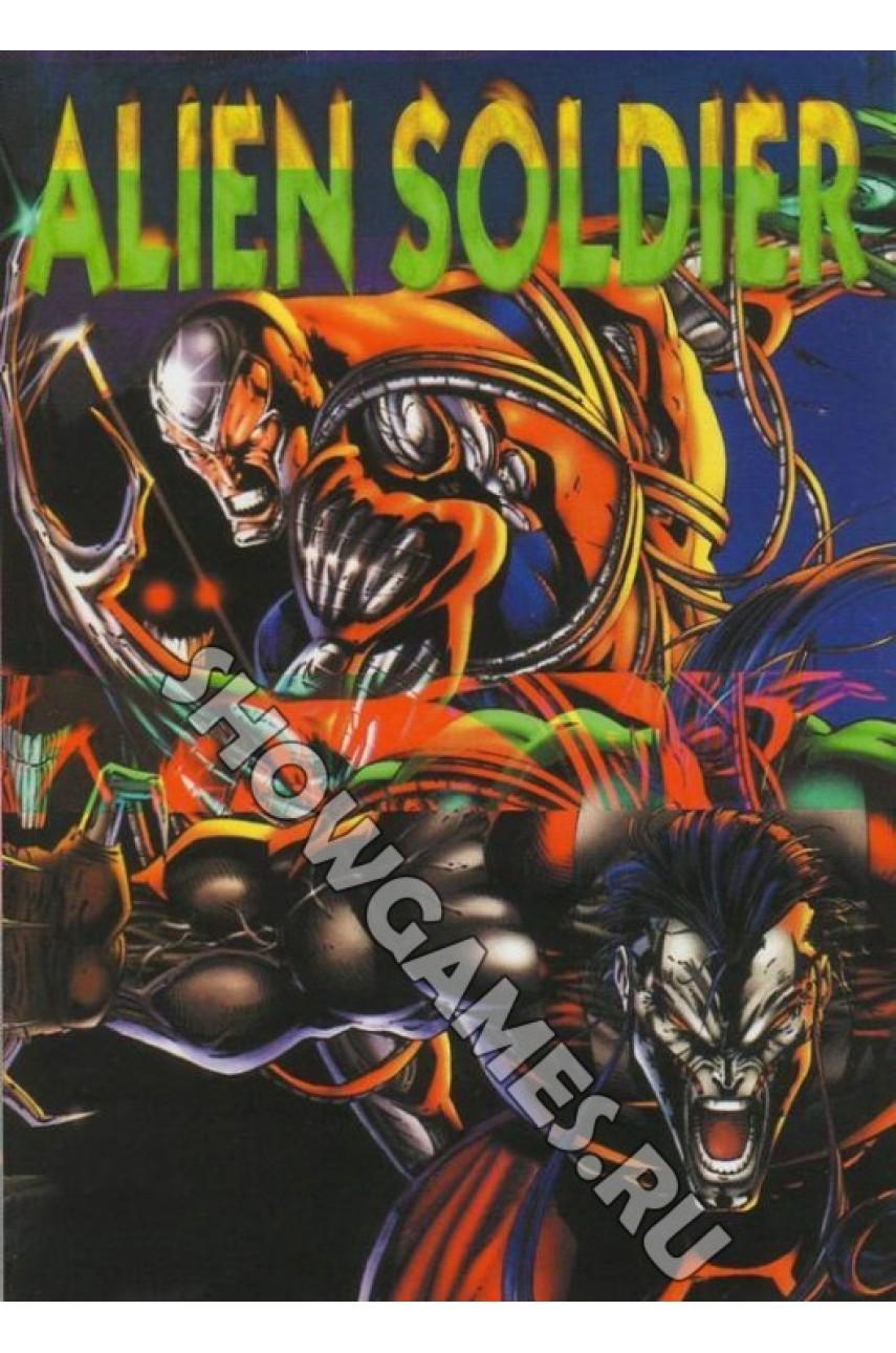 Alien Soldier [Sega]