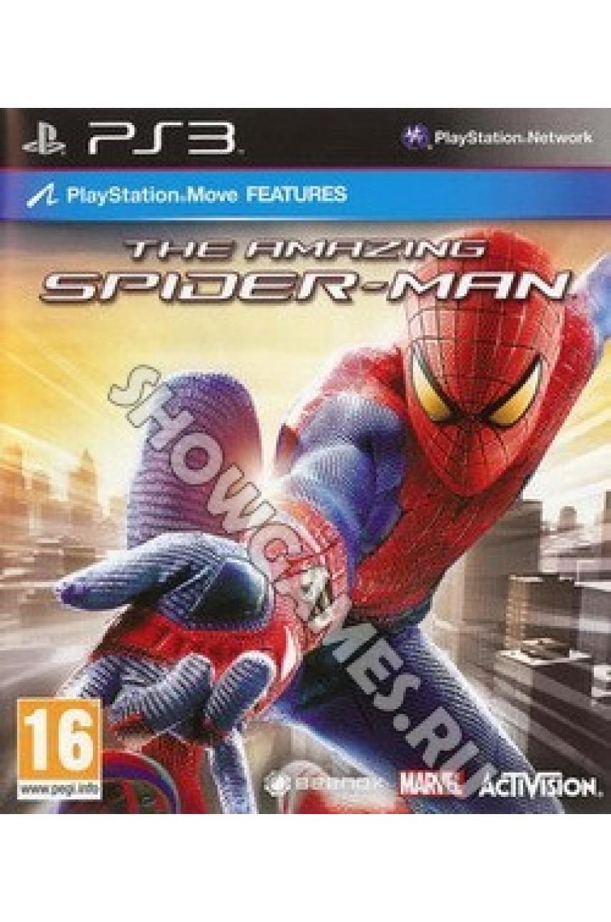 Amazing Spider-Man [Новый Человек-паук] [PS3] - Б/У