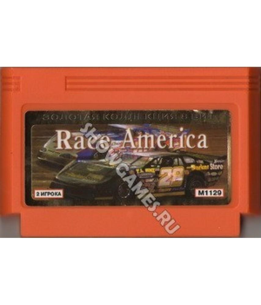 American Race Cars. Игра для Денди 8 Бит.