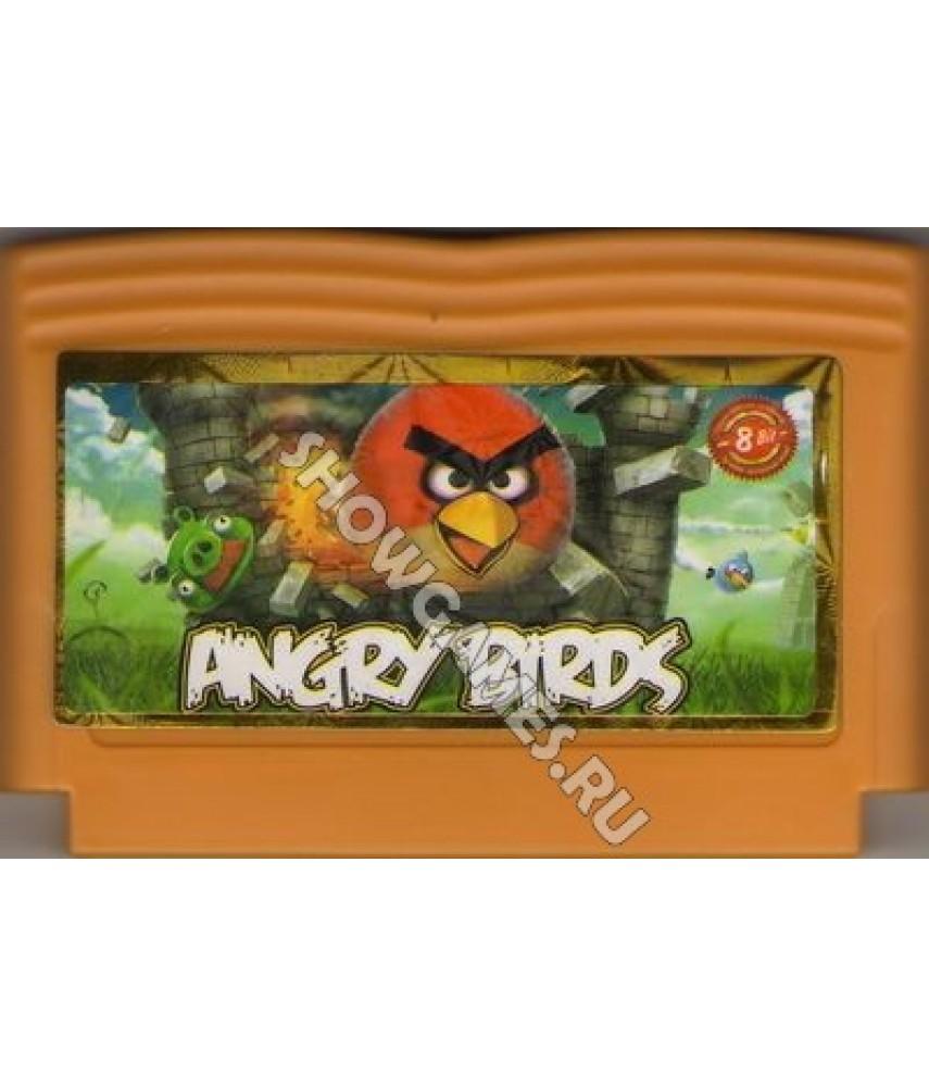 Angry Birds (Злые Птицы) [Денди]