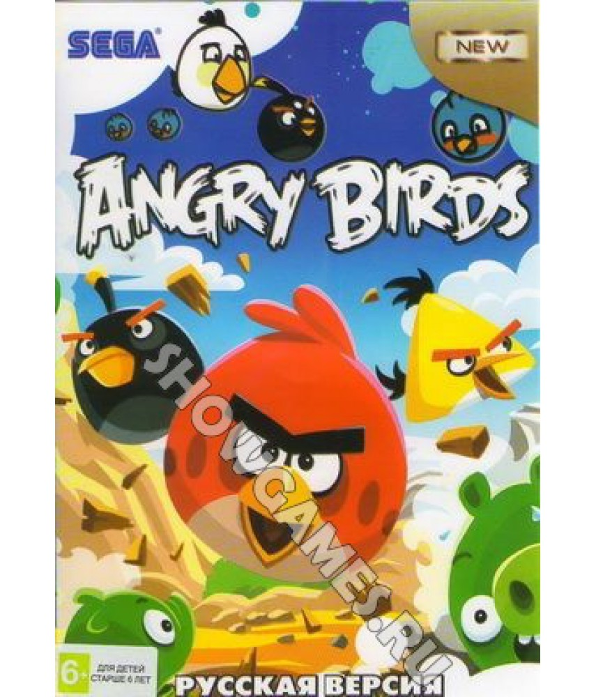 Angry Birds [Sega]