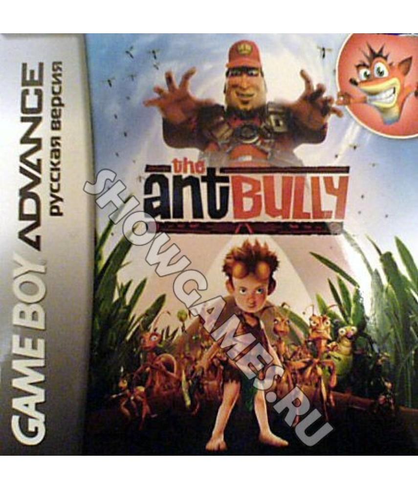 Ant Bully (Русская версия)  [Game Boy]