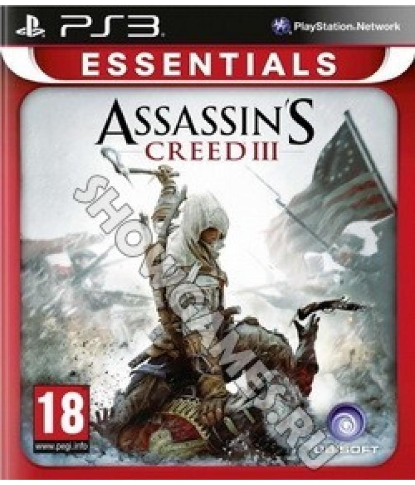 Assassins Creed 3 [PS3] - Б/У