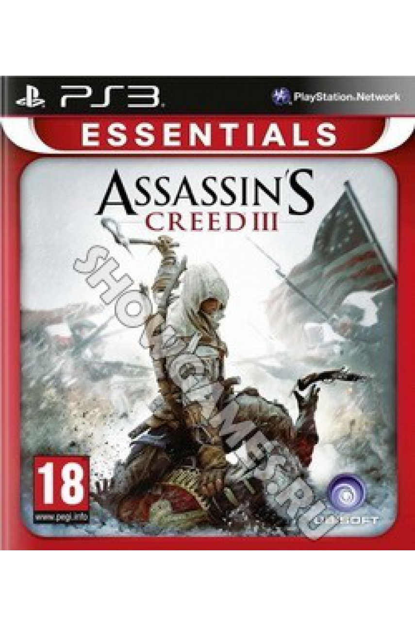 Assassin s Creed 3 [PS3] - Б/У