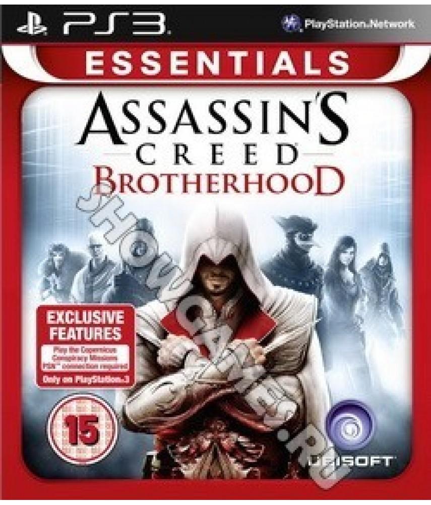 Assassin s Creed: Братство крови [PS3] - Б/У