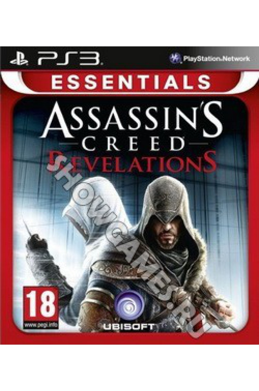 Assassin's Creed Откровения (Revelations) [PS3] - Б/У