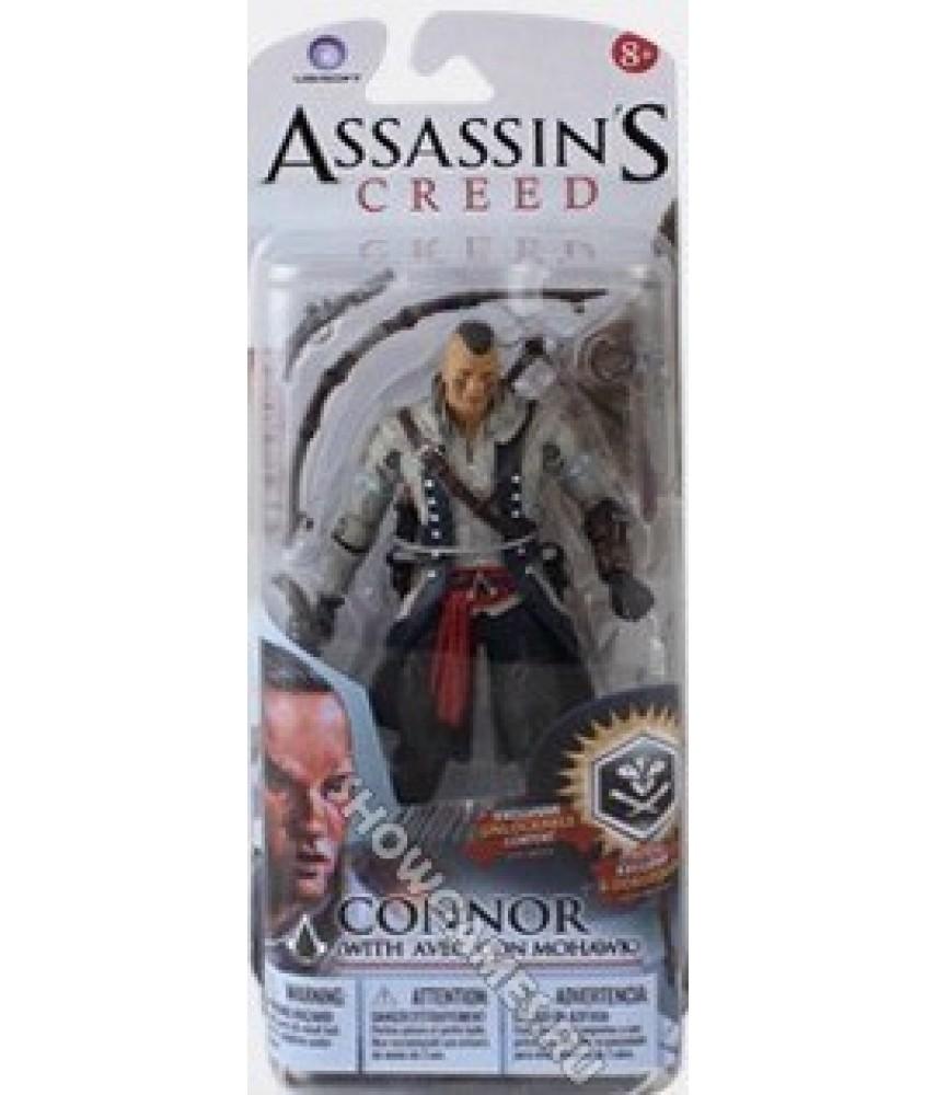 Фигурка Connor with Avec Con Mohawk Assassin's Creed