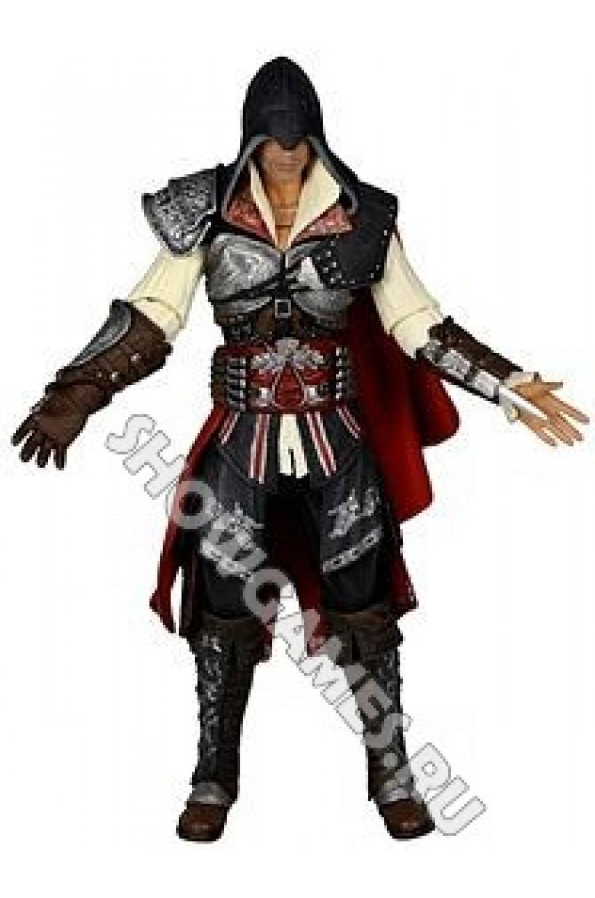 Фигурка Assassins Creed II Ezio в черном (17 см)