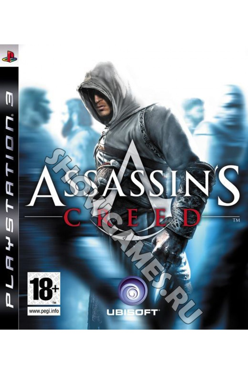 Assassin's Creed [PS3] - Б/У