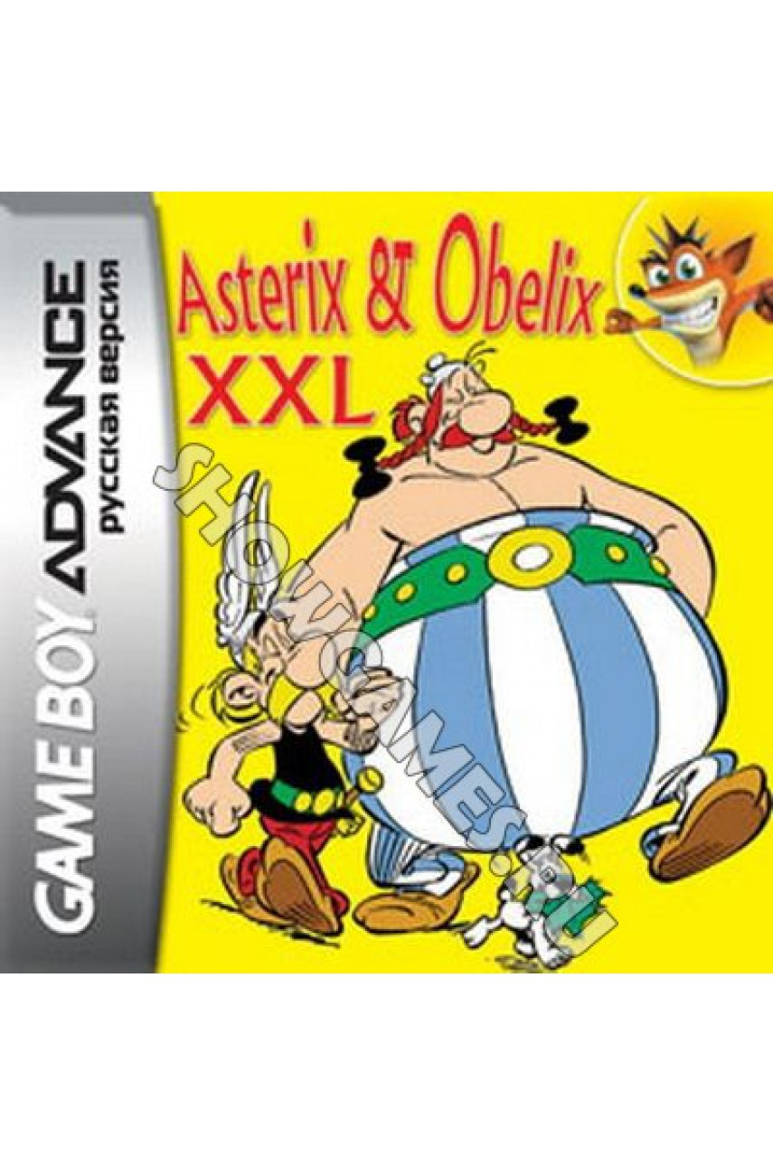 Asterix & Obelix XXL [Game boy]