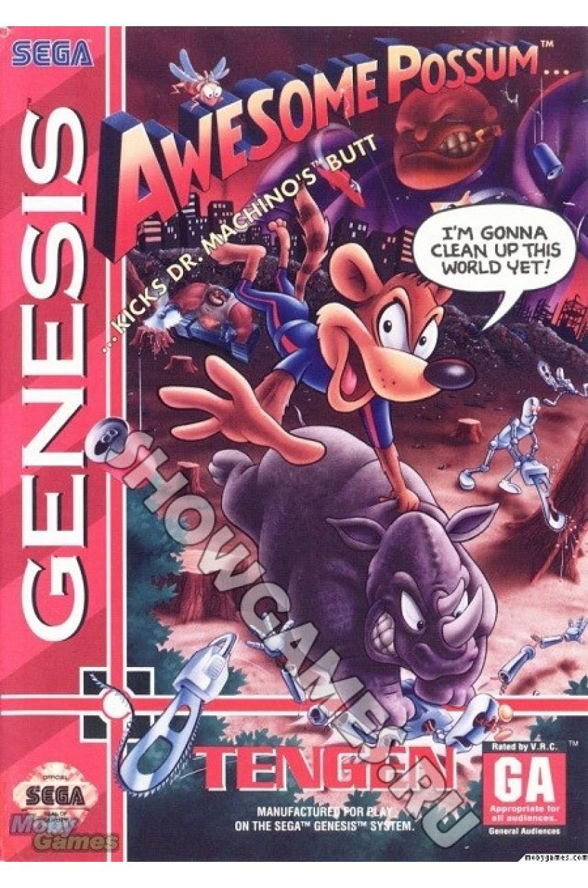 Awesome Possum [Sega]