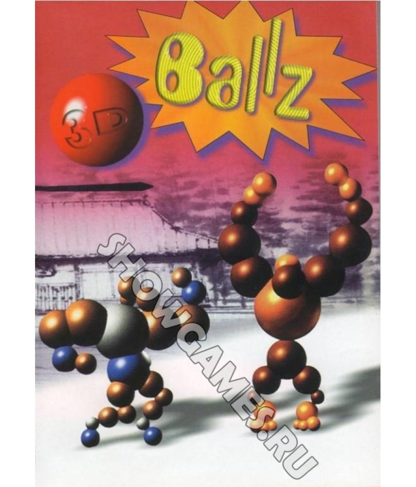 Ballz [Sega]