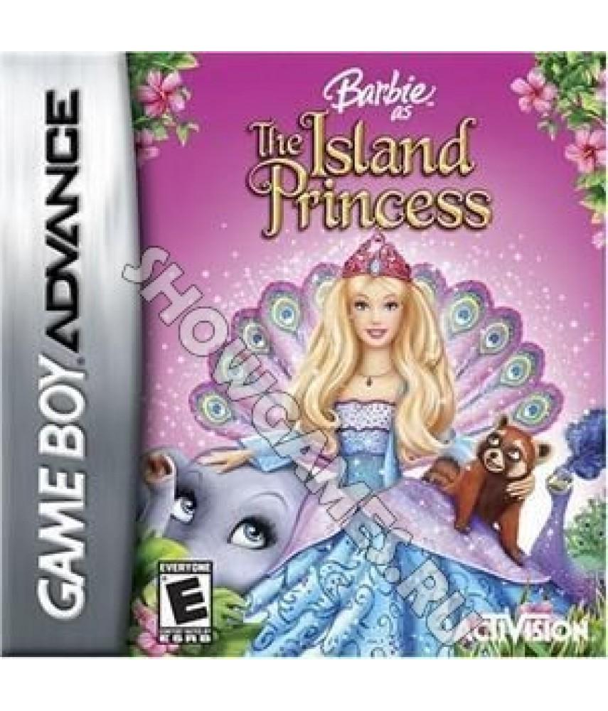 Barbie as the Island Princess [GBA]
