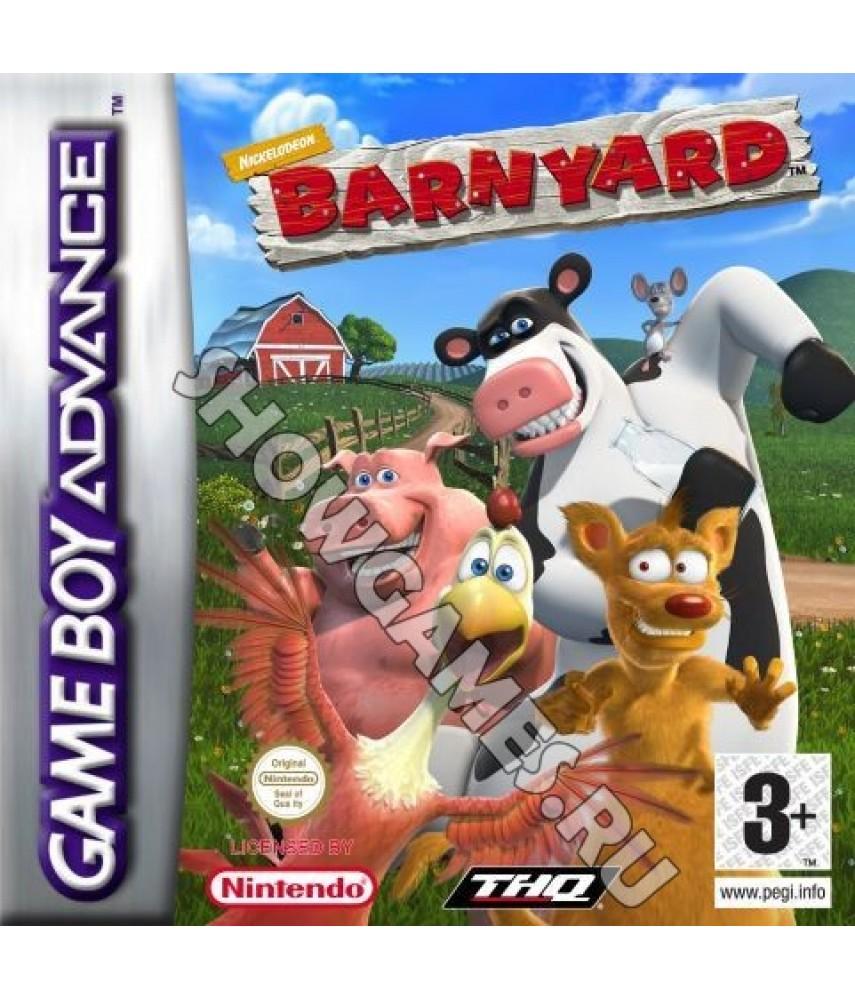 Barnyard (Русская версия)  [Game boy]