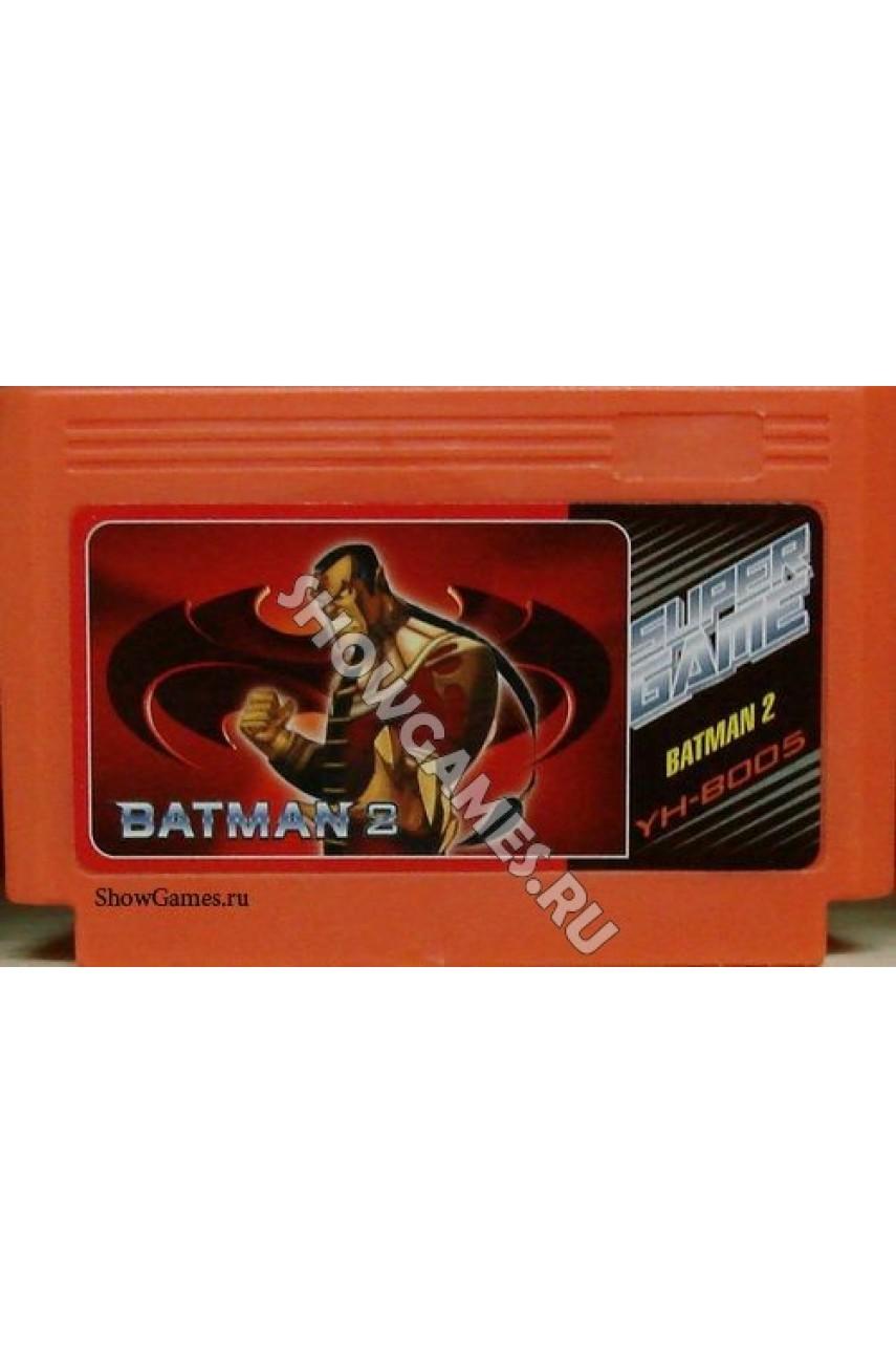 Batman (Бэтмен). Игра для Денди 8 Бит