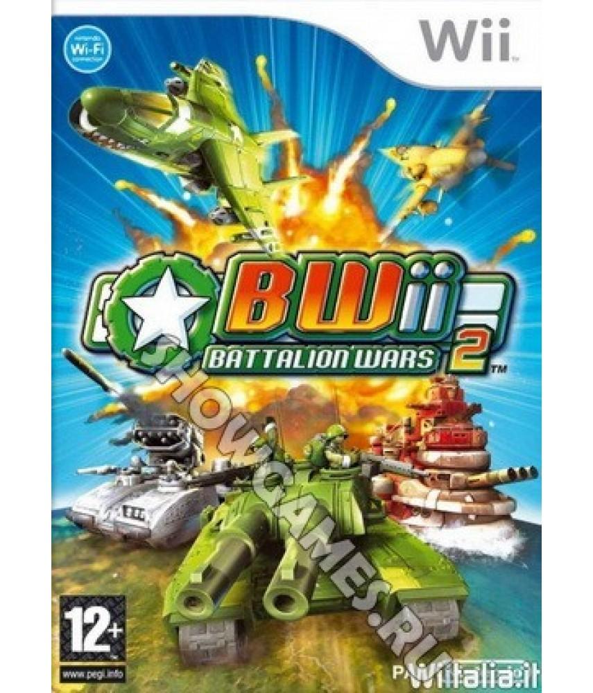Battalion Wars 2 [Wii]