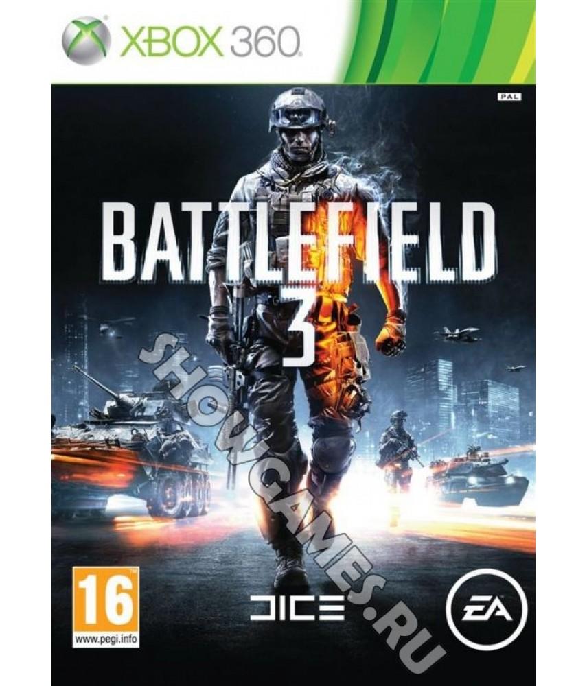 Battlefield 3 (Русская версия) [Xbox 360]