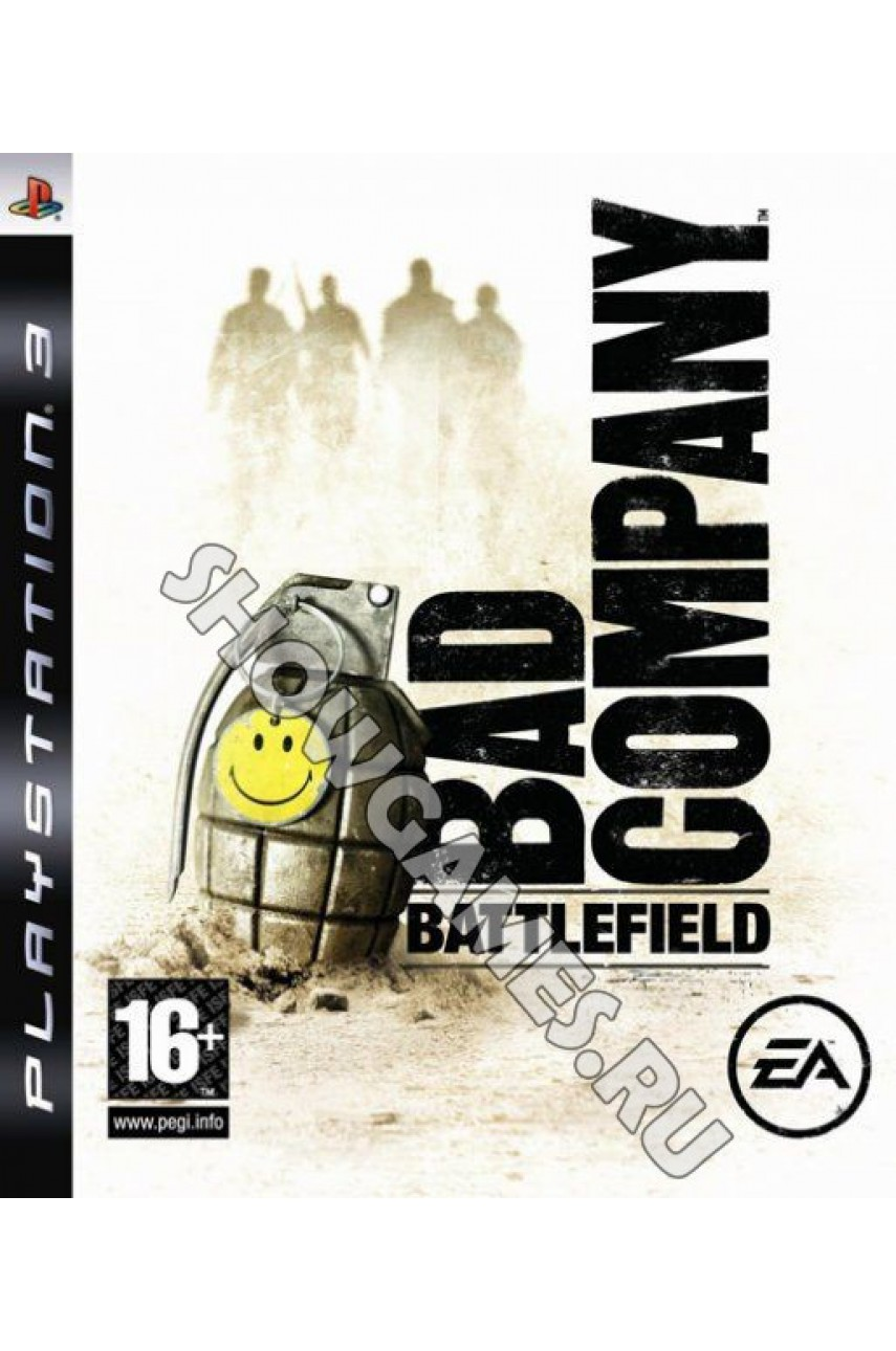 Battlefield: Bad Company [PS3] - Б/У