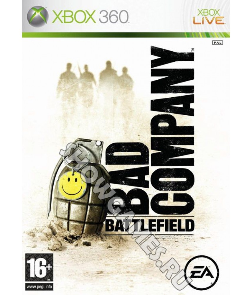 Battlefield: Bad Company [Xbox 360]