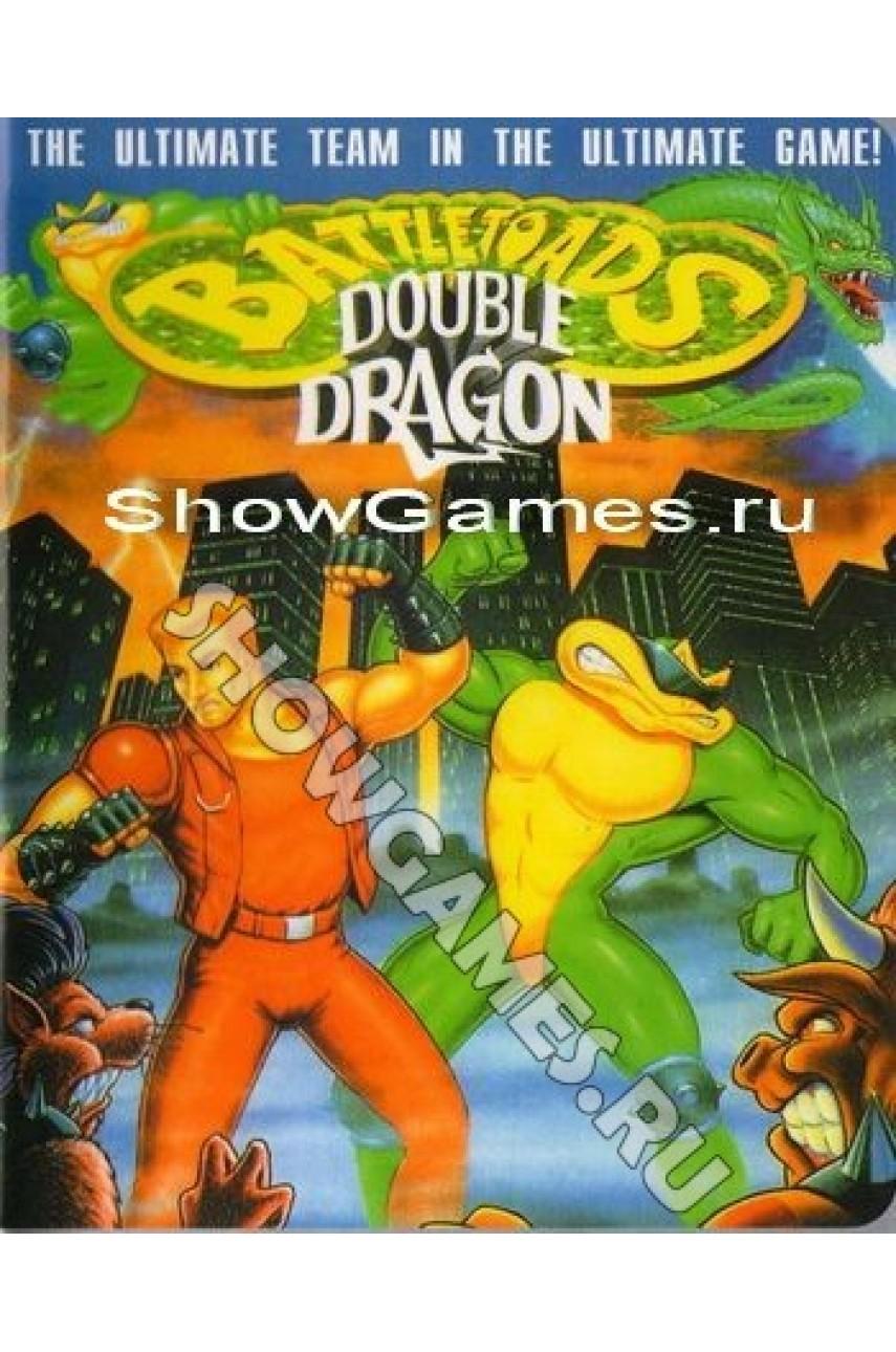 Battletoads and Double Dragon [Sega]