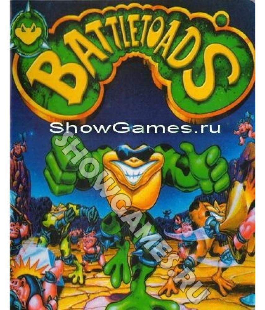 Battletoads (Боевые жабы) [Sega]