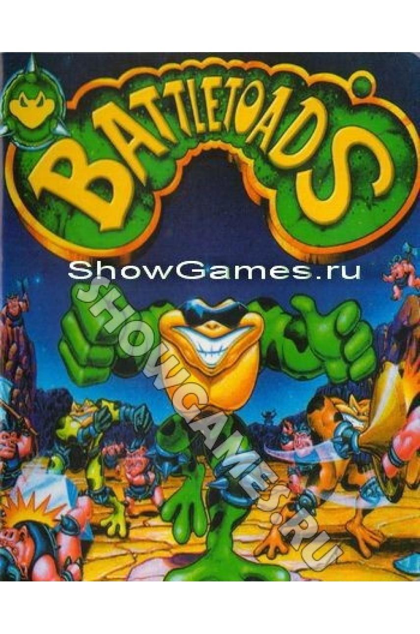 Battletoads [Sega]