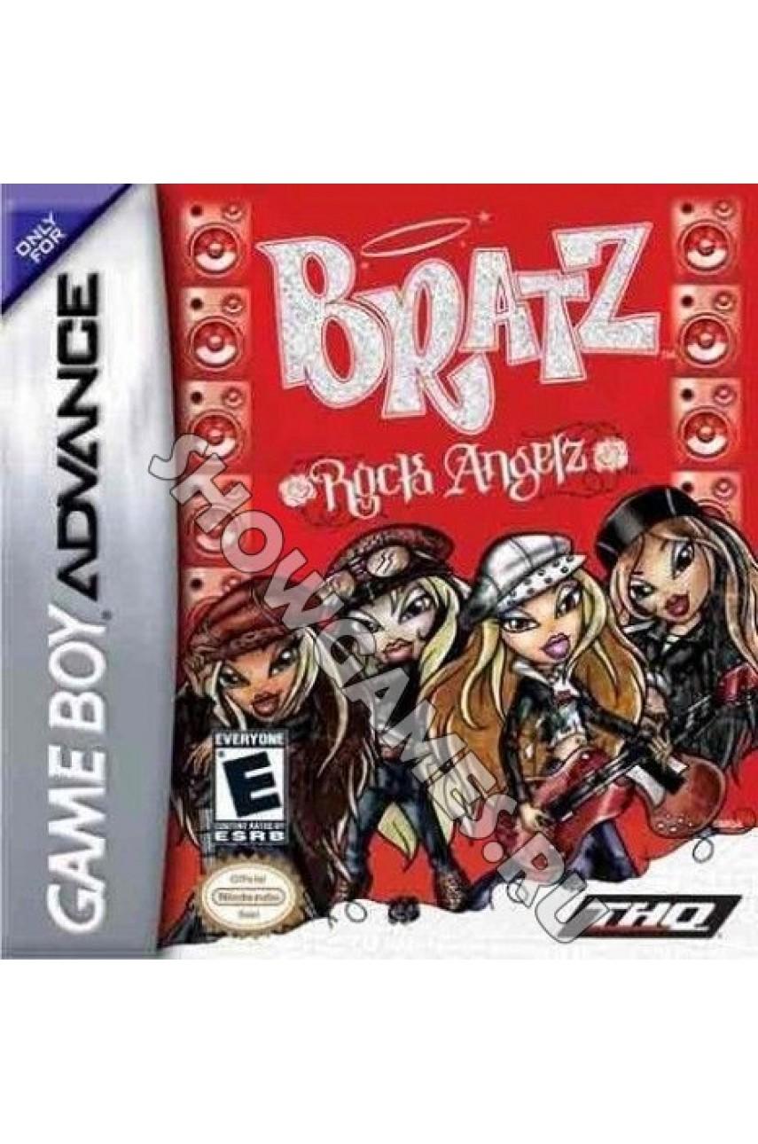 Bratz: Rock Angels   (Русская версия)  [GBA]