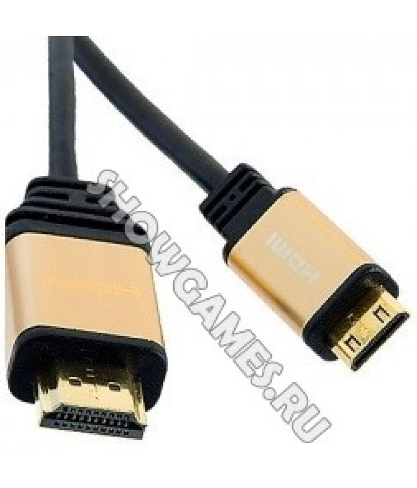 Кабель HDMI - mini HDMI 1.8 м [Defender]