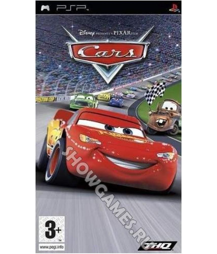 Disney / Pixar Тачки - Cars [PSP]