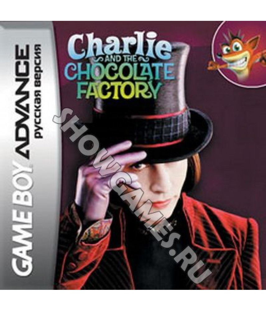 Charlie and the Chocolate Factory (Русская версия)  [GBA]