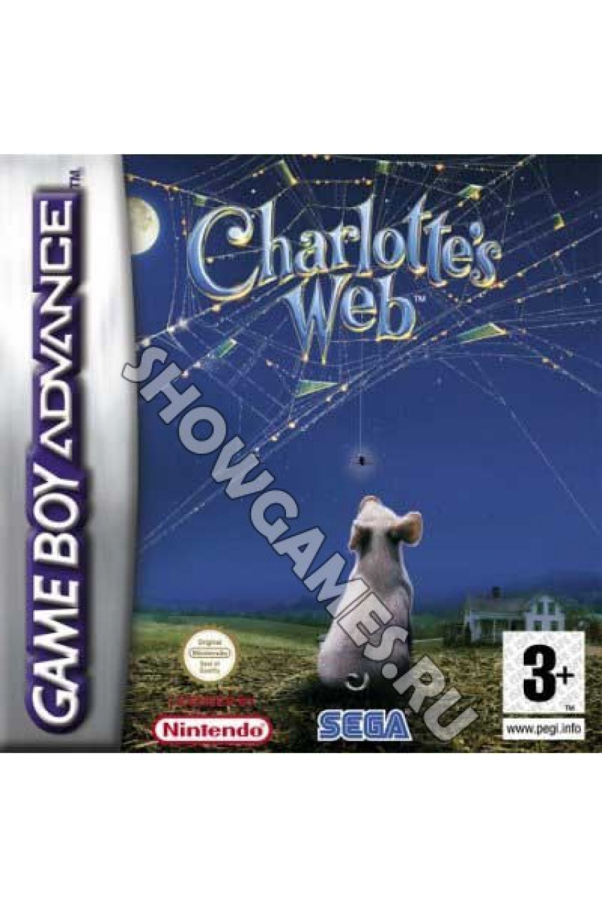 Charlottes Web [Game Boy]