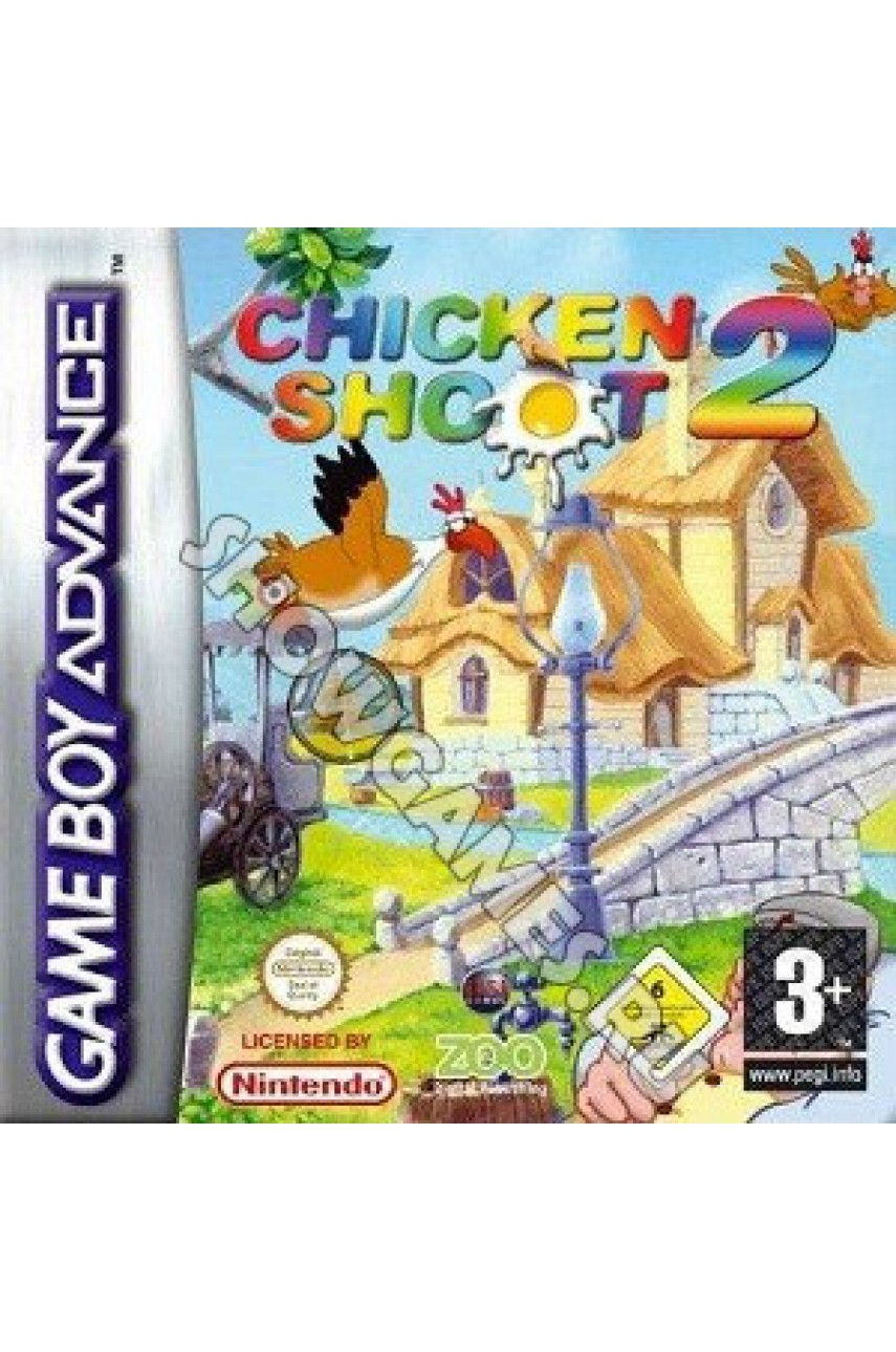 Chicken Shoot 2 (Русская версия)  [Game boy]