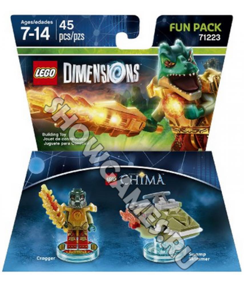 Chima Cragger Fun Pack - LEGO Dimensions 71223