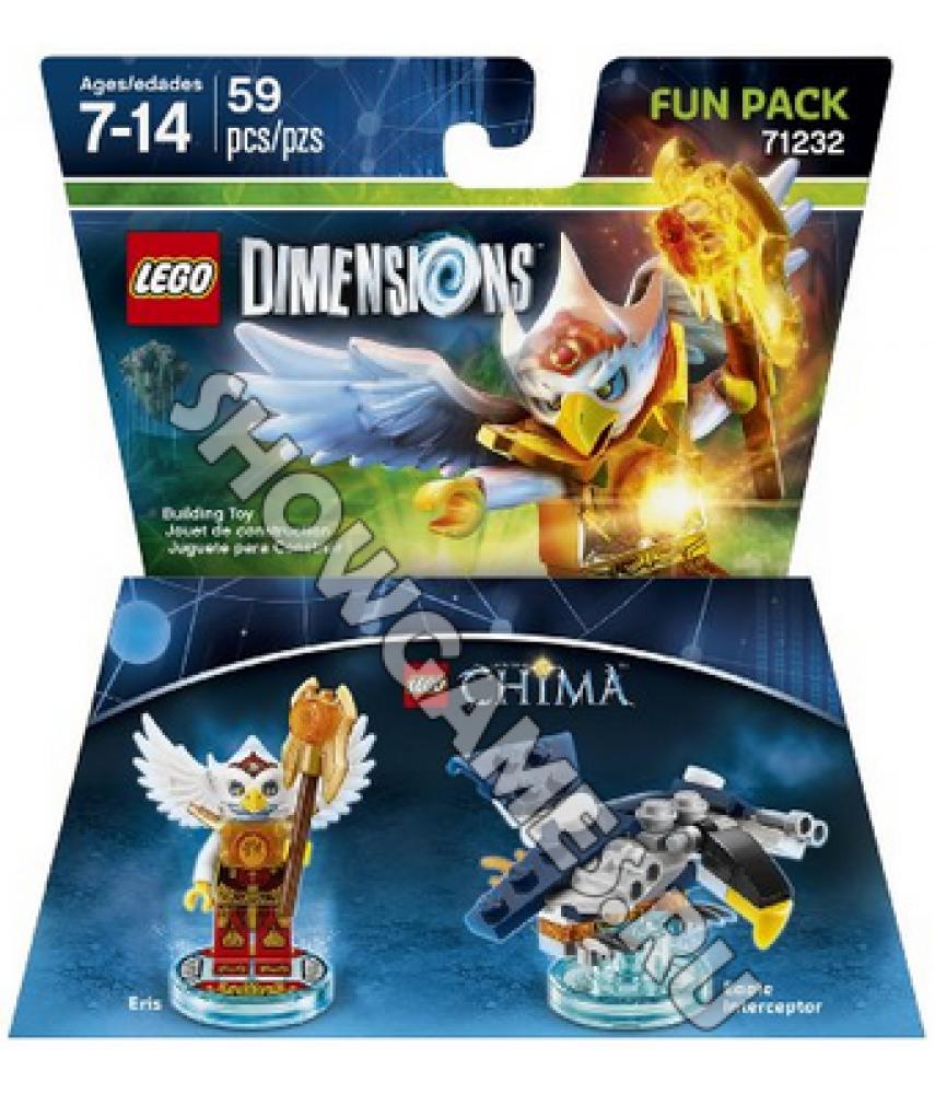 Chima Eris Fun Pack - LEGO Dimensions 71232