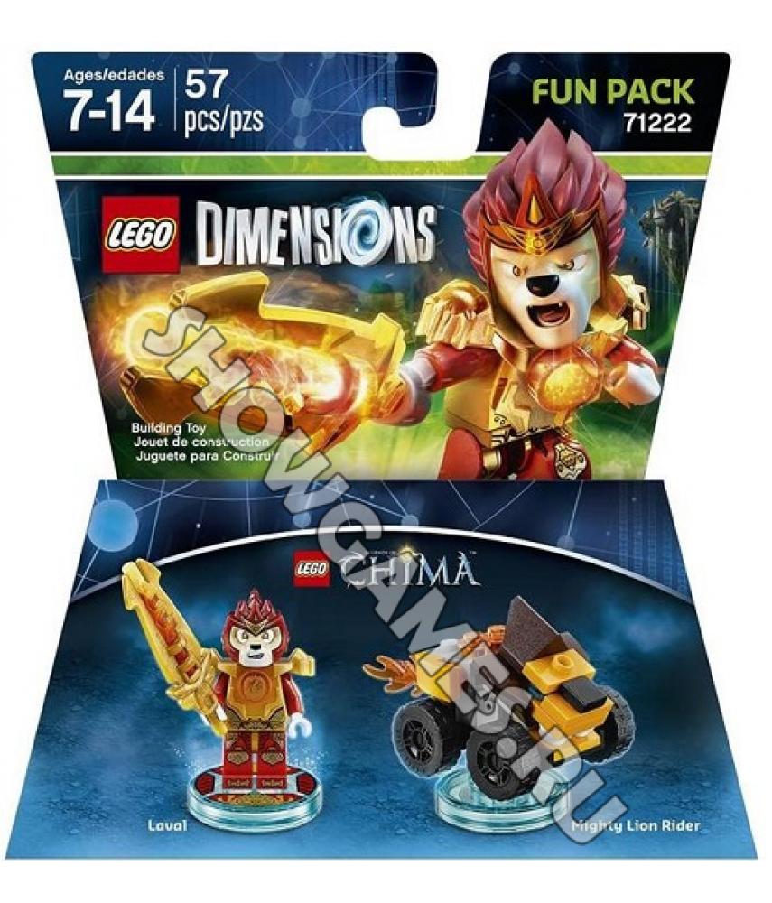Chima Laval Fun Pack - LEGO Dimensions 71222