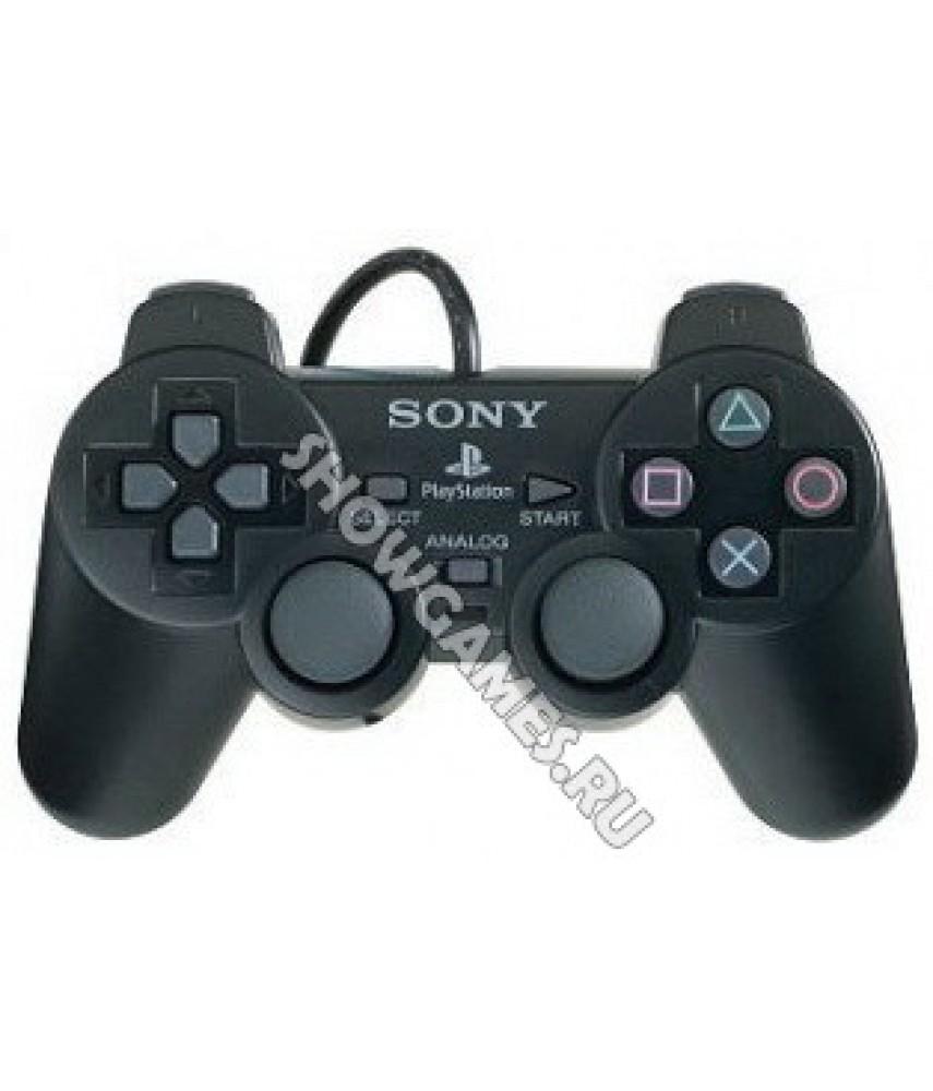 Джойстик для Playstation 2 - Dualshock 2 Controller (в пакете) [PS2]