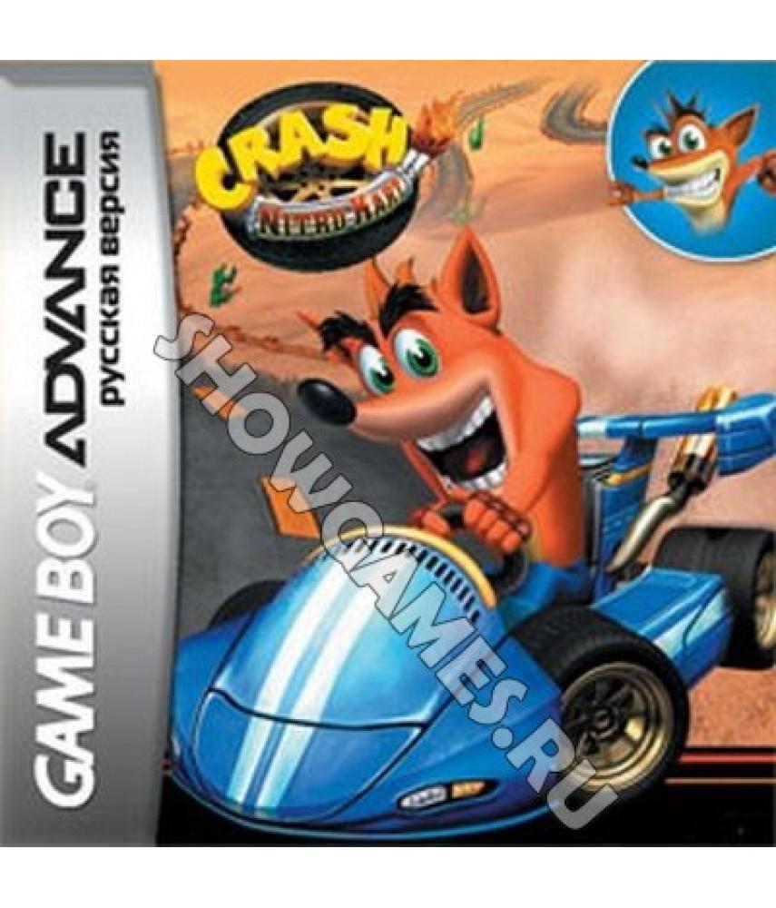 Crash Nitro Kart [Game Boy]