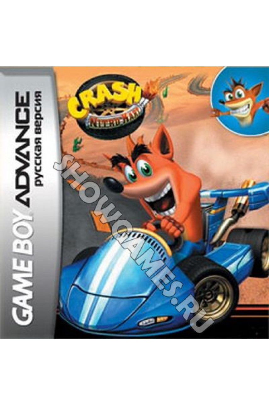 Crash Nitro Kart [Game Boy]
