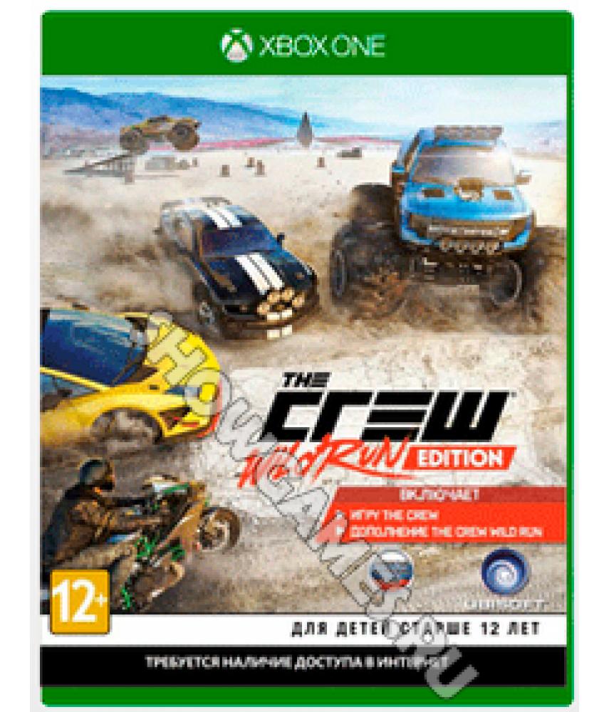 Crew. Wild Run Edition [Xbox One] - Б/У