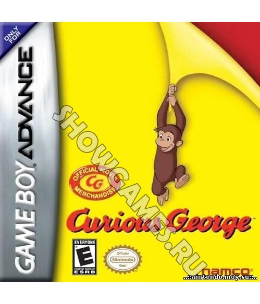 Curious George [Game Boy]