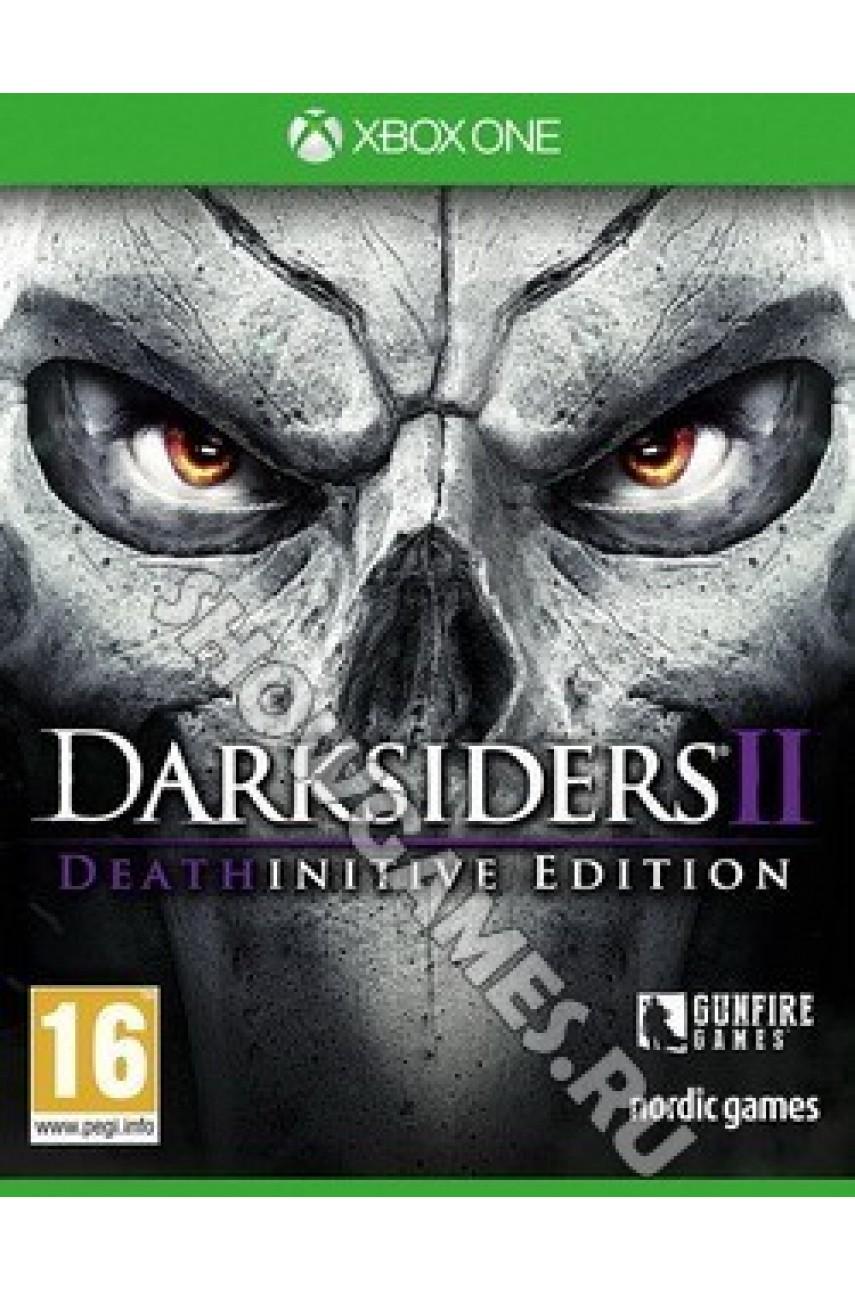 Darksiders 2 - Deathinitive Edition (Русская версия) [Xbox One]