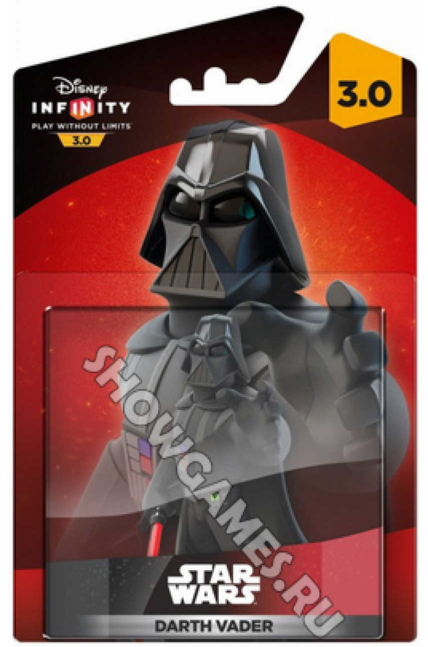 Disney Infinity 3.0 (Star Wars): Фигурка Дарт Вэйдер [Darth Vader]