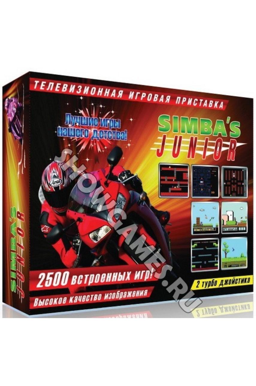 Simbas Junior (2500 игр)
