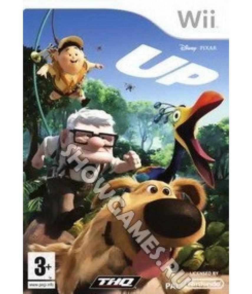Disney Pixar's UP! [Wii]