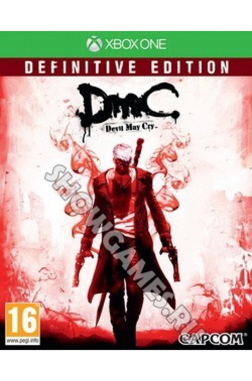 DmC Devil May Cry - Definitive Edition (Русские субтитры] [Xbox One]