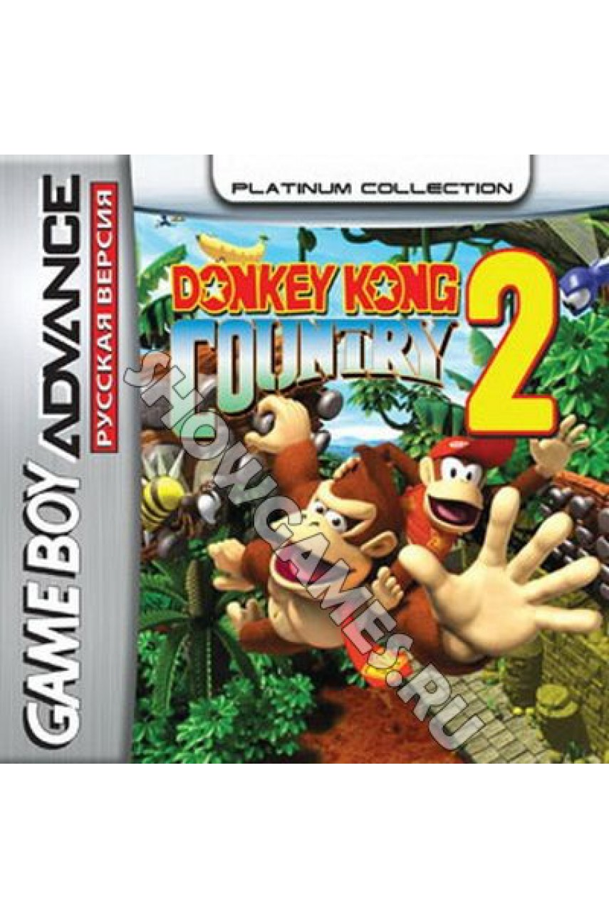 Donkey Kong Country 2 [GBA]